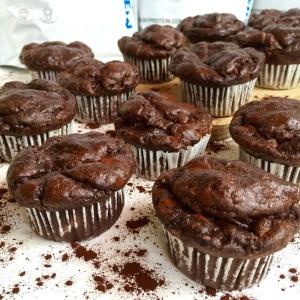 Muffins hyperp tout choco (3)