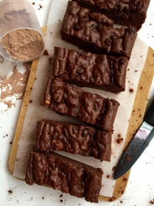 Brownie Full Protein tout Chocolat0